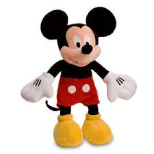 mickey mouse stuffed animal super cute gift