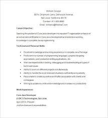 sample cover letter for java developer java developer cover