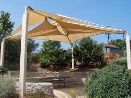 Wind Sail Patio Covers by Outdoor Fabric Shade Sails Clanagnew Decoration