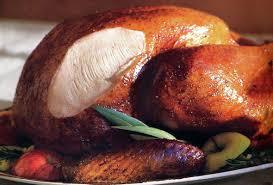 Turkey Basting Recipes Thanksgiving Classic Roast Turkey With Giblet Gravy Recipe Leite U0027s Culinaria