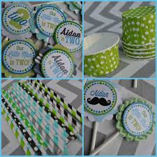 little man mustache bash party week new in shop party on purpose