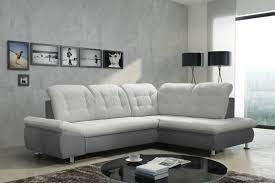 sofa mit schlaffunktion kaufen schlafsofa sofa ecksofa eckcouch in grau mit schlaffunktion