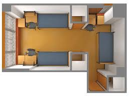 isr layouts university housing at the of illinois corner triple