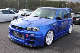 custom honda hatchback cr v r34 skyline wild custom clean build honda