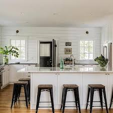 black and white cottage kitchens design ideas