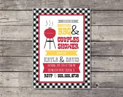 creative summer picnic burger and bbq party invitation preview