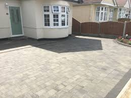 block driveways havering essex brick shingle granite