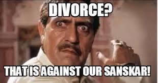 Divorce Guy Meme - meme maker insensitive indian guy generator