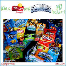 Gamer Gift Basket Name A New Skylanders Character Celebrate With A Frito Lay Gaming
