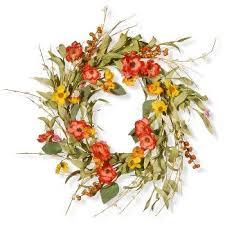 spring wreaths target