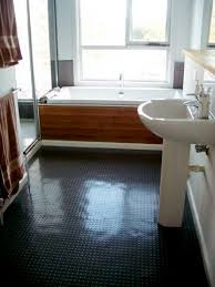 Wood Floor In Bathroom 198 Best Bathrooms Images On Pinterest Bathroom Ideas Home And