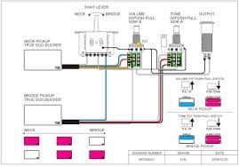 wiring diagram guitar tone guitars superior ii for 3