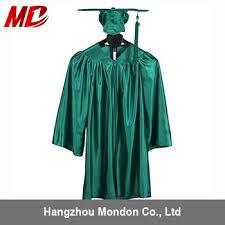 green cap and gown kindergarten graduation cap and gown shiny green buy