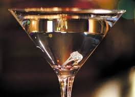 vodka martini james bond angostura bitters ouroboro diamonds