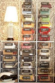 Craftaholics Anonymous 174 Kitchen Update On The Cheap - 174 best fabric storage ideas organization images on pinterest