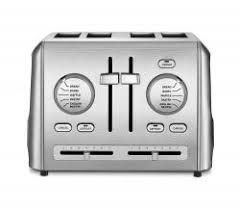 Cuisinart Touch To Toast Digital Toaster Cpt 4 Toasters Products Cuisinart Com