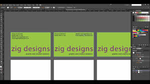 Design A Business Card Free Illustrator Design A Business Card 04 Proximity And Alignment