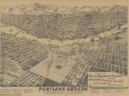 City Of Portland Maps by 1890s Vintage Portland Page 3