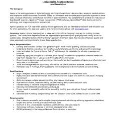 outside sales resume exles sle of sales representative resume pharmaceutical for outside