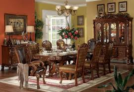 formal dining room set formal dining room sets traditional alluring perry style set