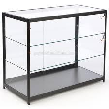 lockable glass display cabinet showcase storage acrylic display box wall mount glass storage cabinet wall
