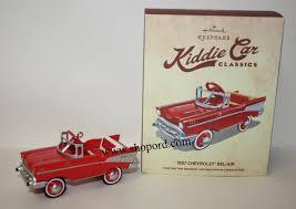 hallmark 2015 kiddie car classics 1957 chevrolet bel air keepsake