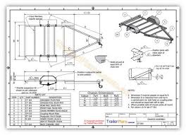 pdf diy trailer plans how to build a homemade portable wood boat