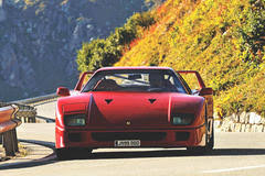 how many f40 are left f40 cars for sale and performance car