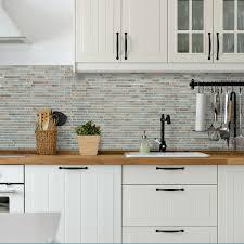 peel and stick backsplash for kitchen kitchen backsplash peel and stick backsplash menards smart tiles