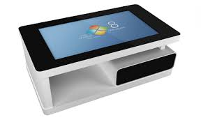 Touch Screen Coffee Table by Idesign Multitouch Table Kiosks Digital Signage