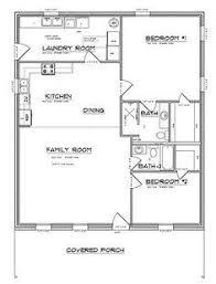 Albert Street Leasing Exle Floor Plans Home Building Plans 79221 | plan à adapter pour le sous sol 800 sq ft 2 bedroom cottage plans