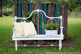How To Make Swing Bed by Remodelaholic 25 Headboard Benches How To Make Your Own