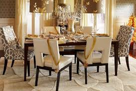 Pier One Dining Table And Chairs Classic Dining Room Design With Pier One Dining Table Centerpiece