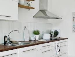 glass backsplash kitchen tempered glass kitchen backsplash give your kitchen a refreshing
