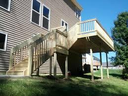 beautiful stairs deck stairs landing home u0026 gardens geek