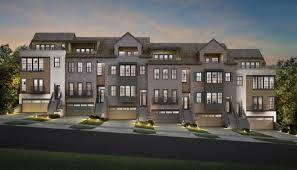 Pulte Homes For Sale In Atlanta Ga Overture At Encore New Townhomes Alpharetta Ga New Homes