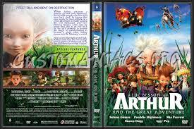 arthur adventure dvd cover dvd covers u0026 labels