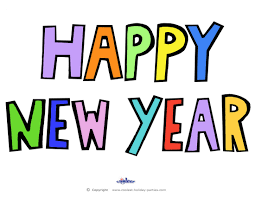 Happy New Year Decorations New Year Decorations Printables New Year Info 2018