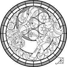 sunset twilight sg coloring page by akili amethyst on deviantart