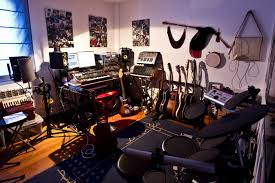ideas about recording studio on a budget free home designs