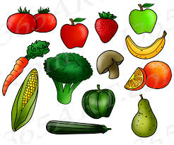 50 off fruits and vegetables clipart fruit clip art vegetable