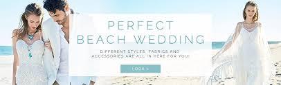 2017 beach wedding dresses for destination weddings milanoo com