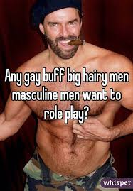 Hairy Men Meme - gay buff big hairy men masculine men want to role play