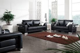 Modern Black Sofa Set All Products In Las Vegas Sofas And Sofa Sets Discount