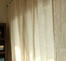 Arabic Curtains Online Shop Linen Curtains Screening Rural Scenery Quiet