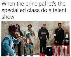Special Ed Meme - dopl3r com memes when the principal lets the special ed class do