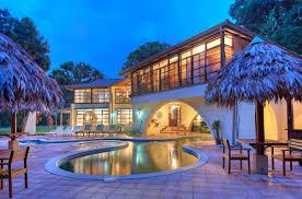 casa rodden private oceanfront estate