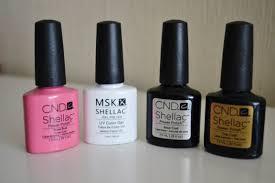 marble nail art tutorial cnd shellac beauty conspirator