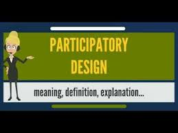 design definition in advertising what is participatory design what does participatory design mean