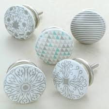 ceramic knobs for kitchen cabinets knobs and handles for doors and drawers notonthehighstreet com